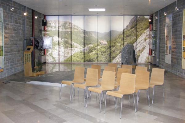 Centro visite Sprejemni center